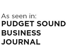 Ailogos Bleft Puget Sound Business Journal
