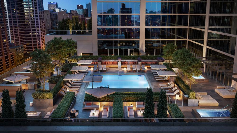NEMA Chicago Pool