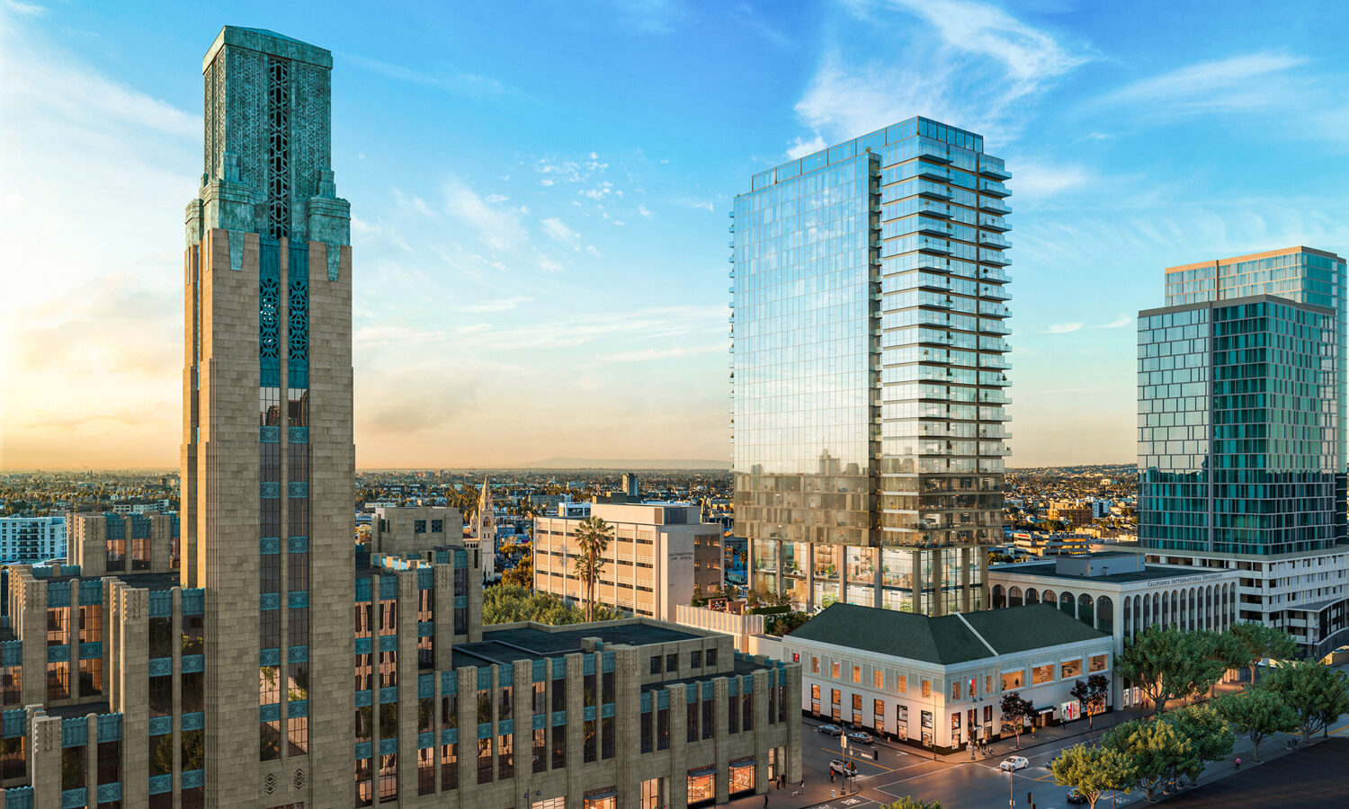 3181 Hpa 3100 Wilshire Blvd View02