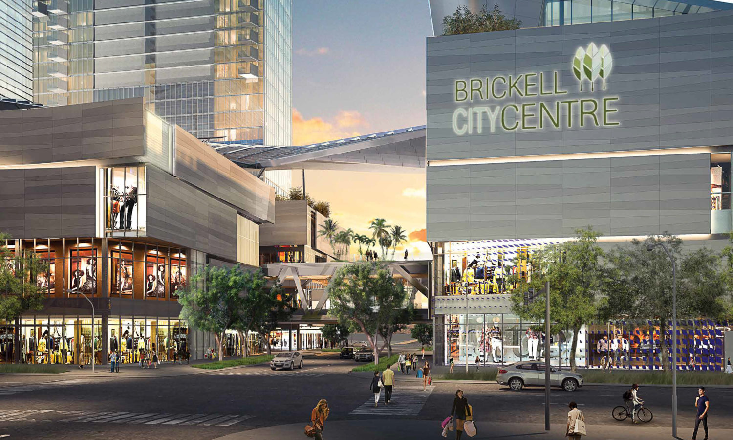 Brickell Heights Retail in Miami